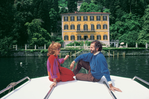 Slim Aarons: A love letter to Italy