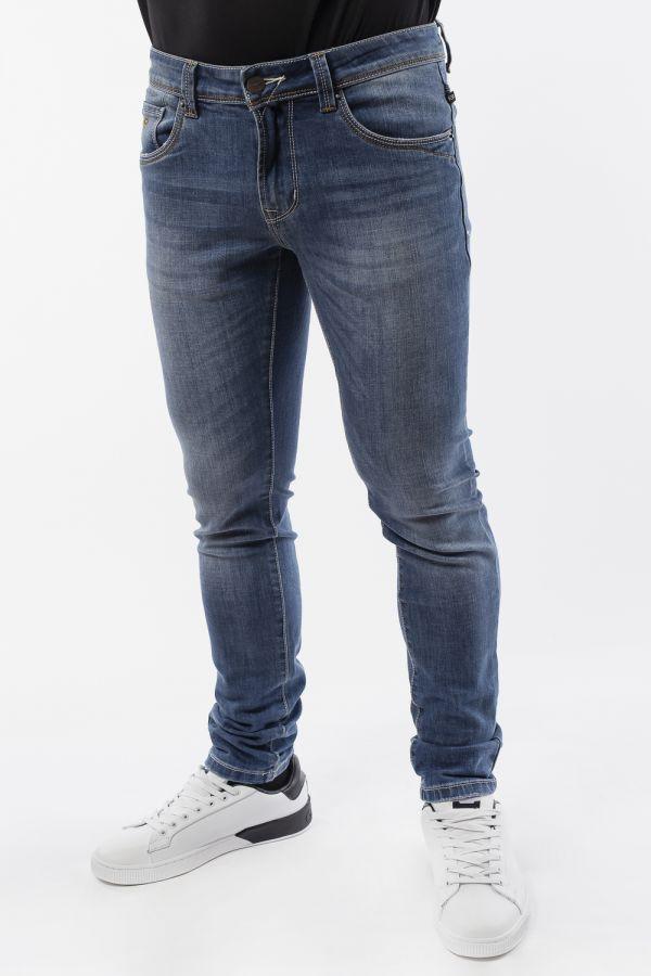 Wygodne przylegające jeansy