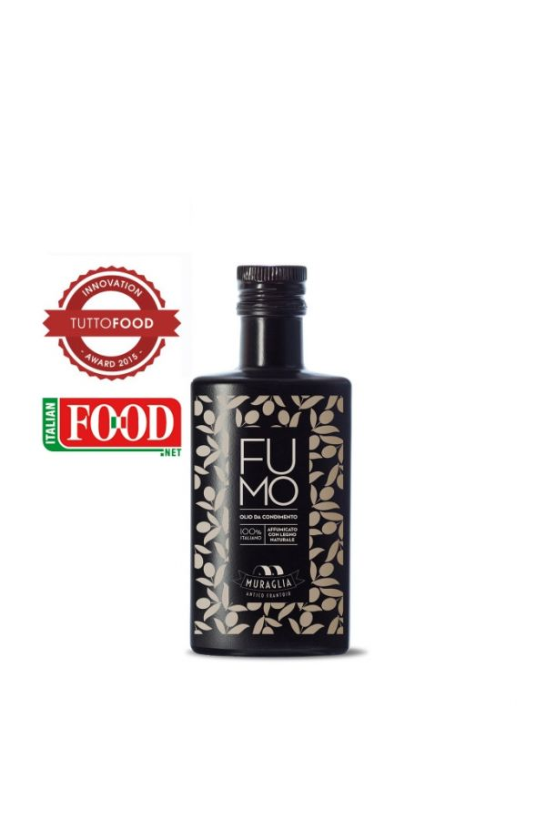 Fumo- smoked olive oil 250ml