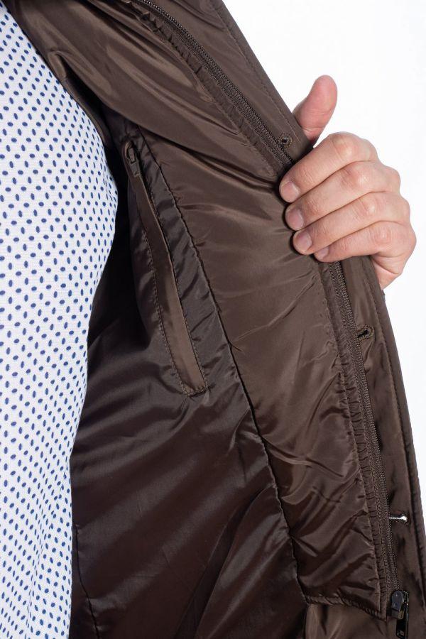 Royal Cup Adolfo Men's Jacket brown