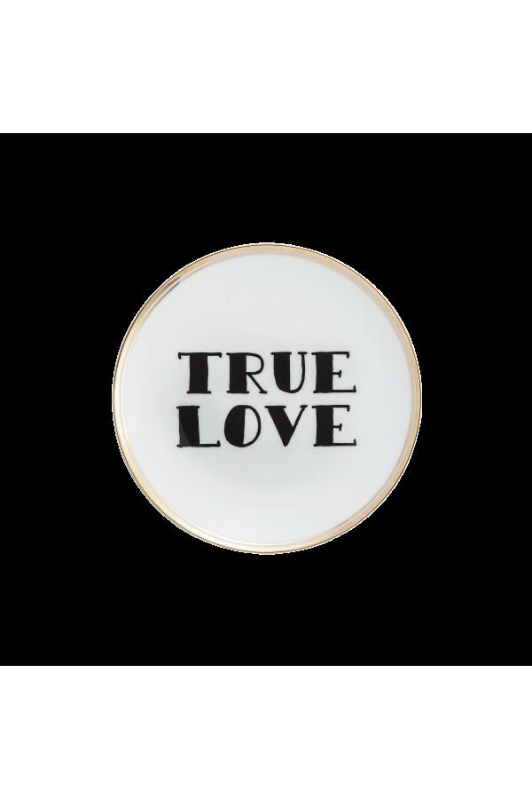 Talerz deserowy True Love