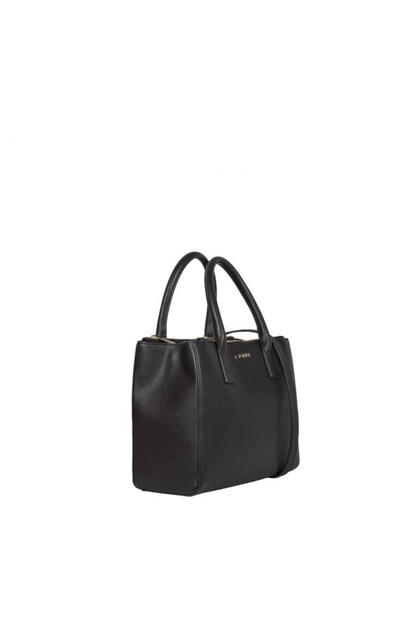 I Pupi Classic Shopping Bag black