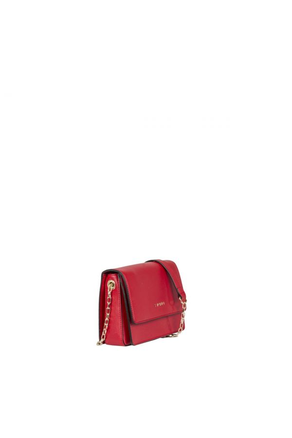 I Pupi Classic Tracolla Bag red