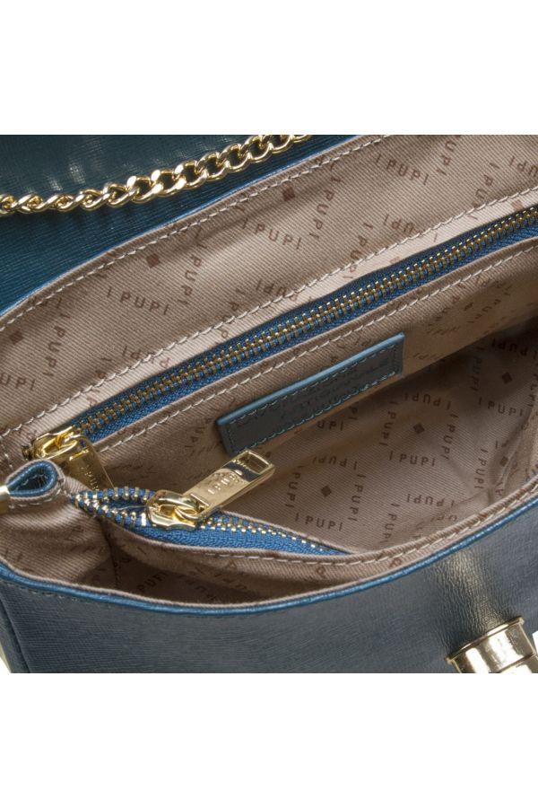 I Pupi Fashioned Tracolla Bag blue