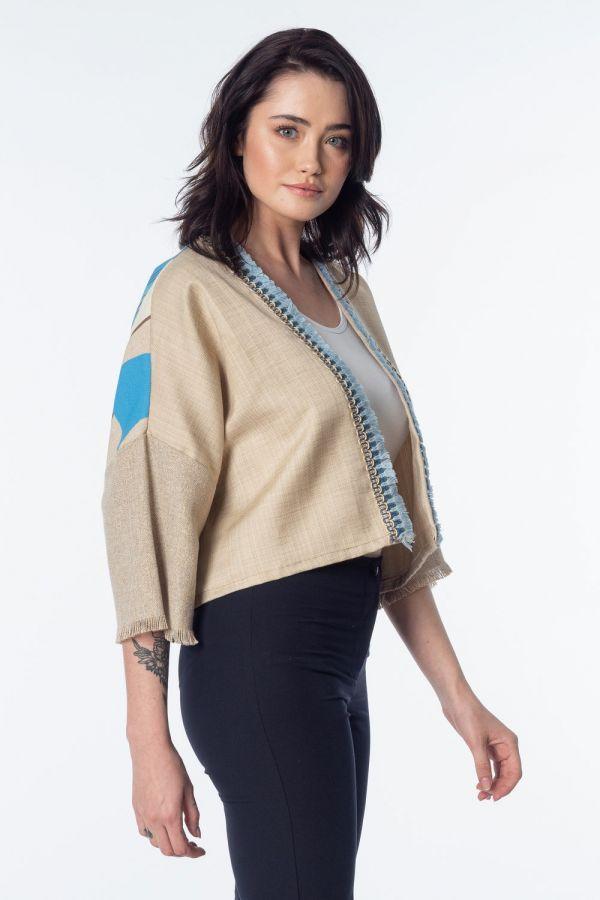 Kimono morskie