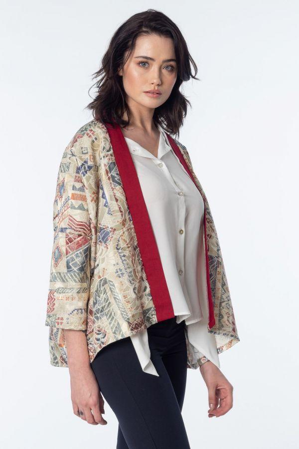 Kimono geometryczne