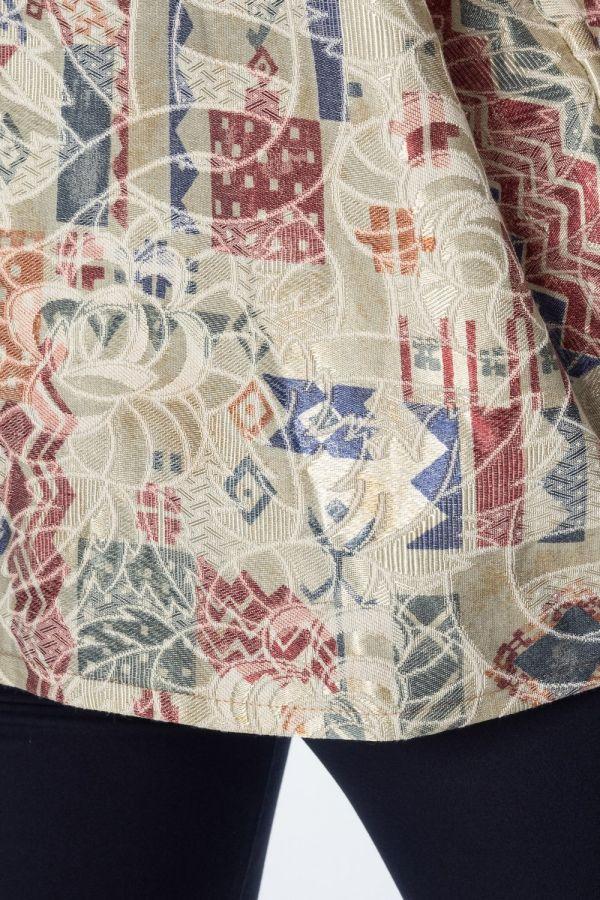 Geometric Kimono