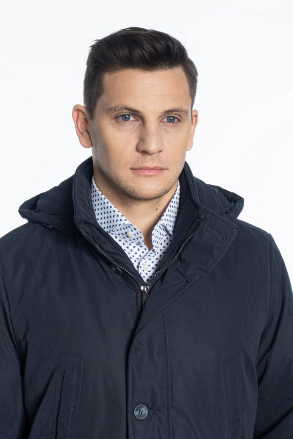 Royal Cup Paolo Men's Jacket blue