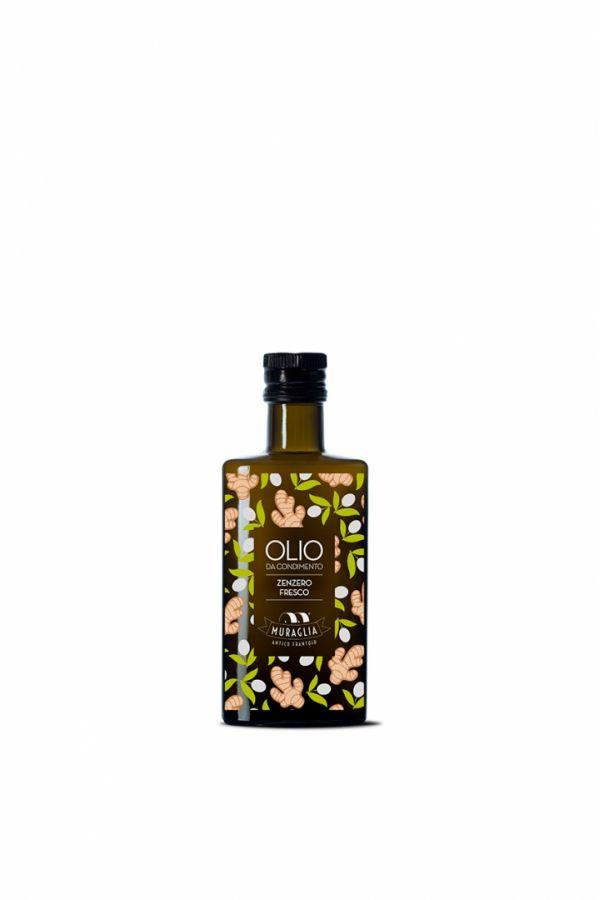 Imbirowa oliwa z oliwek extra virgin 200ml