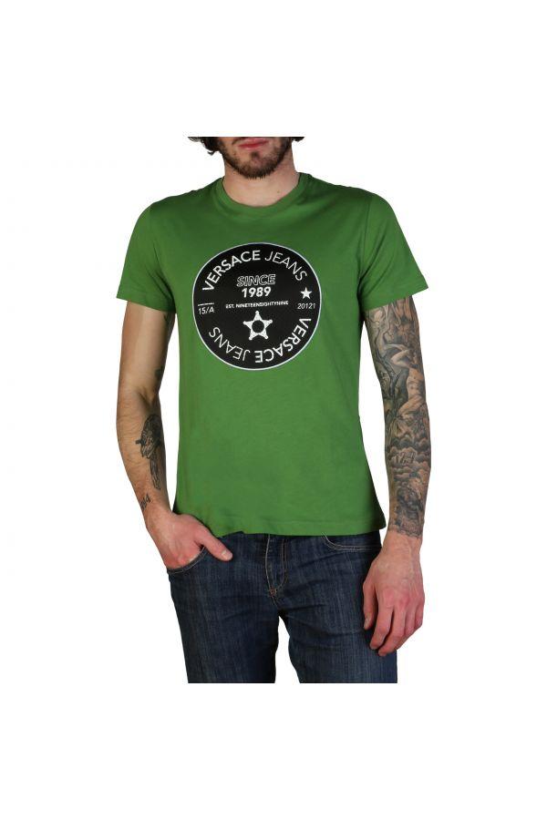 Versace Jeans - B3GTB76J_36610 - Zielony