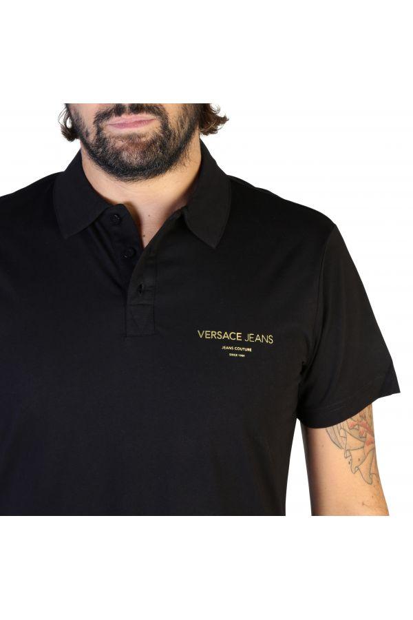 Versace Jeans - B3GTB7P7_36610 - Czarny