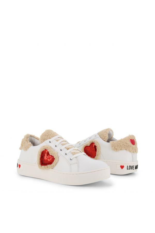 Love Moschino - JA15543G08JDX - White