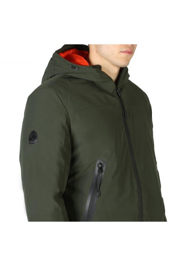 Superdry - M5010317A - Verde