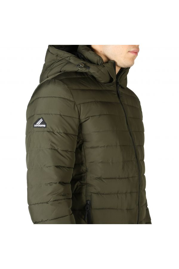 Superdry - M5010201A - Zielony