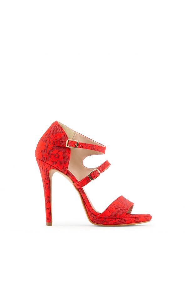 Made in Italia - IRIDE - Czerwony