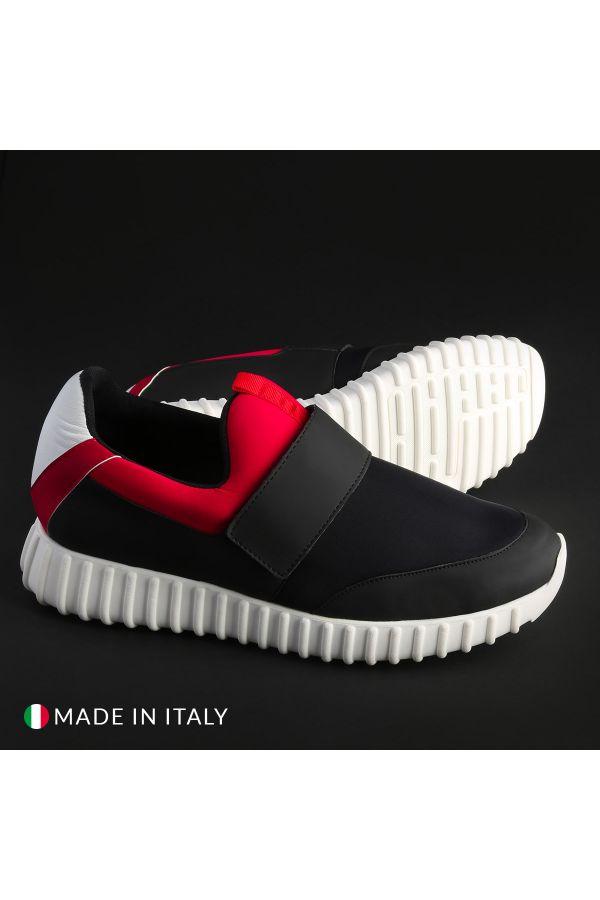 Made in Italia - LEANDRO. - Czarny