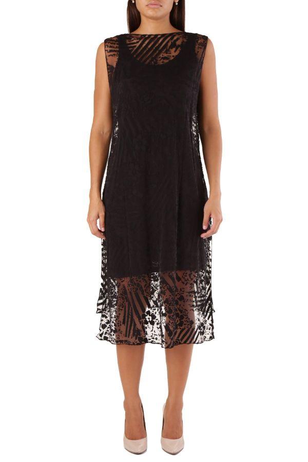 Met  Women Dress - GINNIE - black