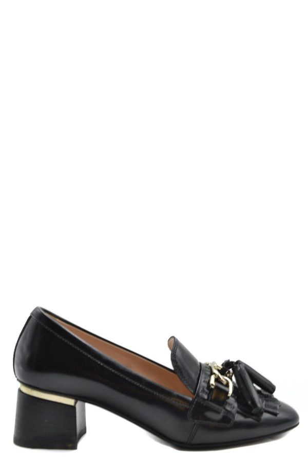 Tod`s Women Pumps Shoes - WH6-BC39487-ECD832-nero - black