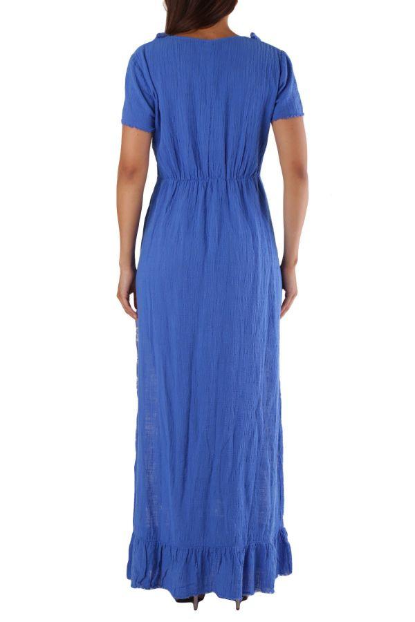 Met  Women Dress - LACYXY - blue